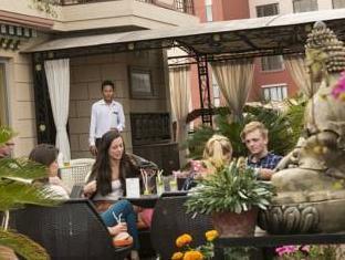 Hotel Tibet Kathmandu - Bar Lounge