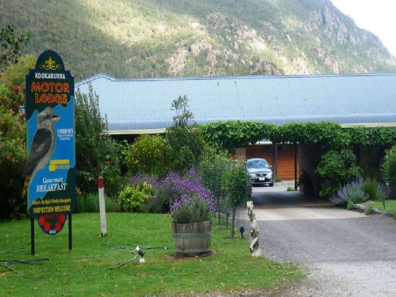 Kookaburra Motor Lodge - Hotell och Boende i Australien , Grampians