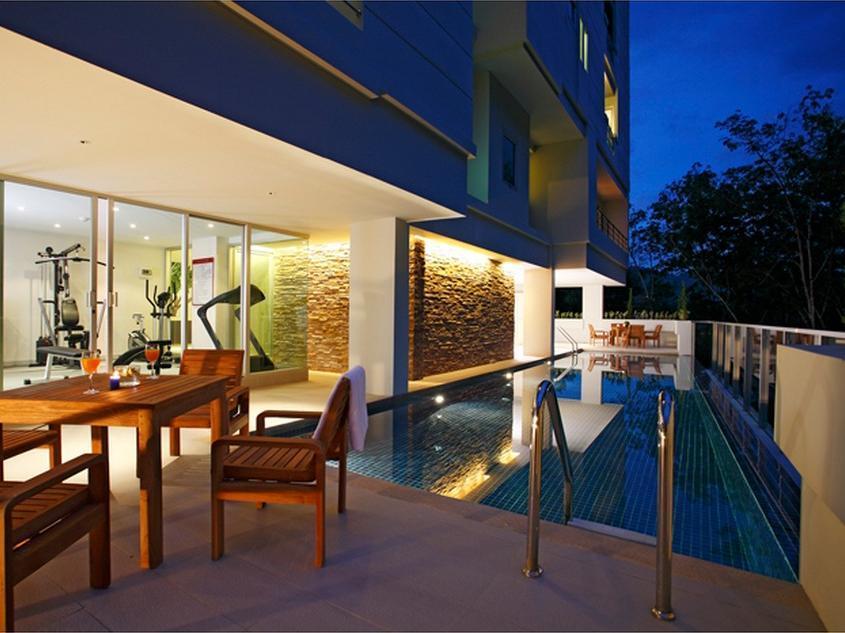 Hotell The Point Condominium i , Phuket. Klicka för att läsa mer och skicka bokningsförfrågan