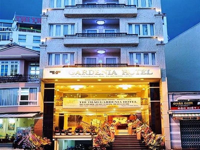 Hotell Gardenia Hotel
