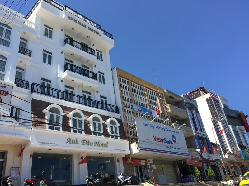Anh Dao Hotel - Hotels and Accommodation in Vietnam, Asia