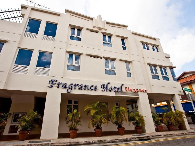 ฟราแกรนซ์โฮเต็ล-อีเลแกนซ์ (Fragrance Hotel - Elegance)
