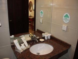 Green Tree Inn Jiangyan Ouya Business City Express Taizhou (Jiangsu) - Bathroom