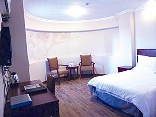 Green Tree Inn Jiangyan Ouya Business City Express Taizhou (Jiangsu) - Guest Room