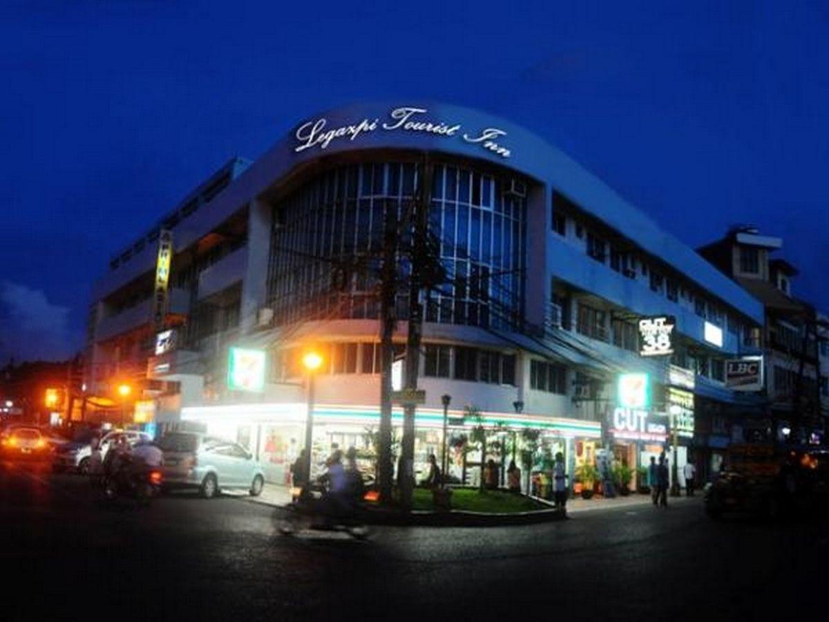 Hotell Legazpi Tourist Inn