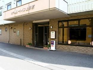 Hotel Route Inn Court Sagamiko Uenohara 上野原市旅途酒店