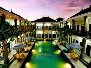 Hotel Asoka City Home بالي - حمام السباحة