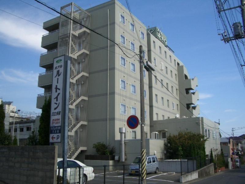 Hotel Route Inn Hitachitaga Ibaraki - Hotel Exterior