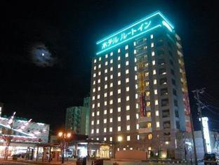 Hotel Route Inn Kitakyushu-Wakamatsu Ekihigashi 北九州市若松站前右侧酒店