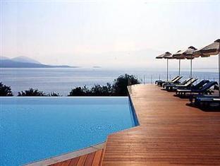 Ionian Blue Bungalows & Spa Resort Lefkada - View