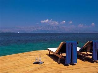 Ionian Blue Bungalows & Spa Resort Lefkada - Lounge  Beach