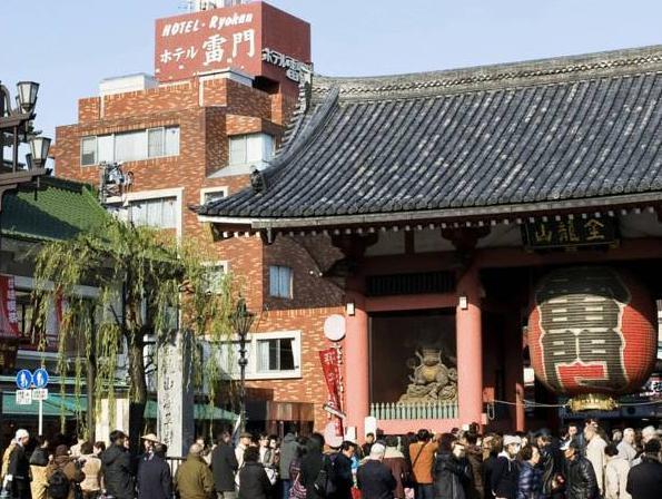 Hotel Kaminarimon