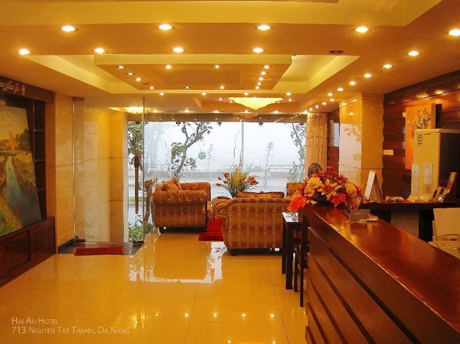 Hotell Hai Au Hotel Danang