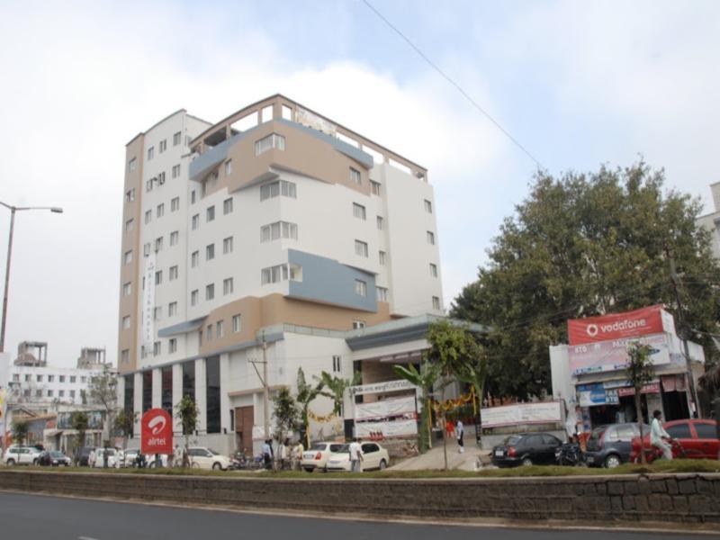 Hotel Marg Krishnaaya - Hotell och Boende i Indien i Vijayawada