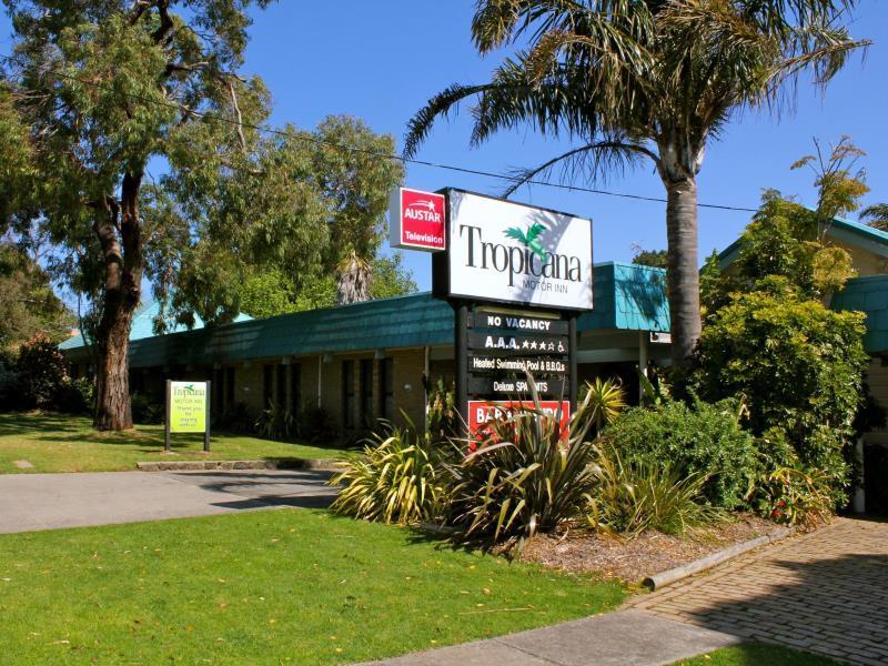 Tropicana Motor Inn - Hotell och Boende i Australien , Phillip Island