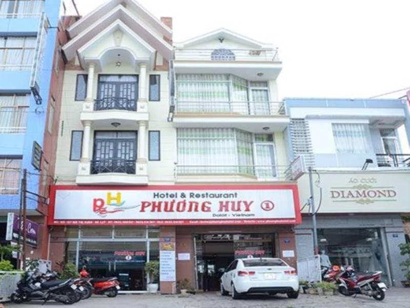 Phuong Huy 1 Hotel - Hotell och Boende i Vietnam , Dalat