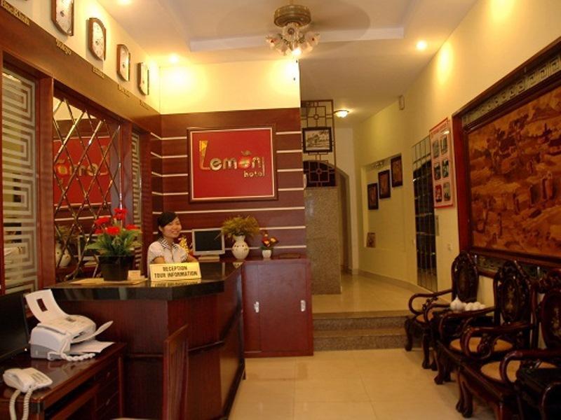 Hotell Hanoi Lemon Hotel