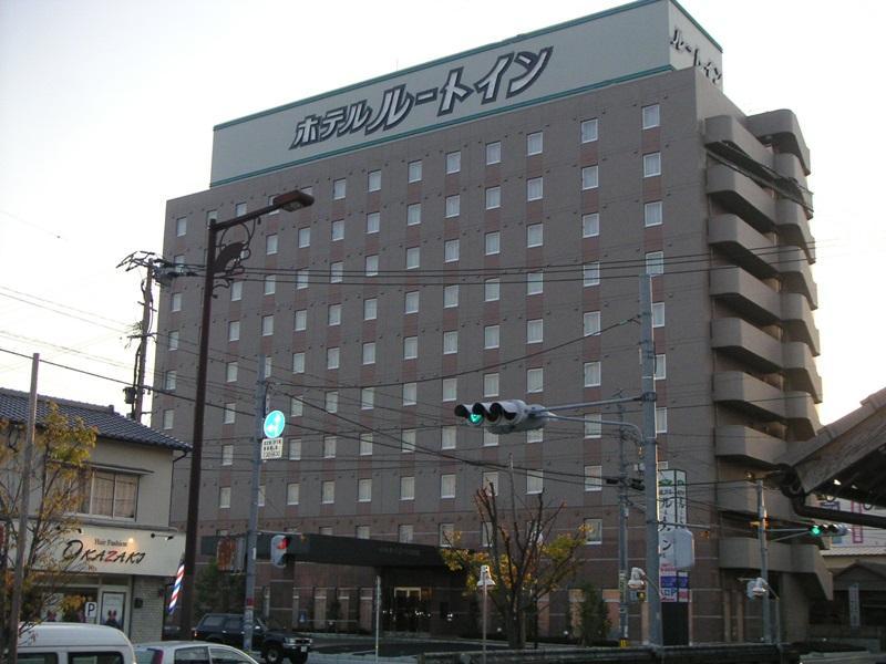 호텔 루트 인 나카츠 에키매