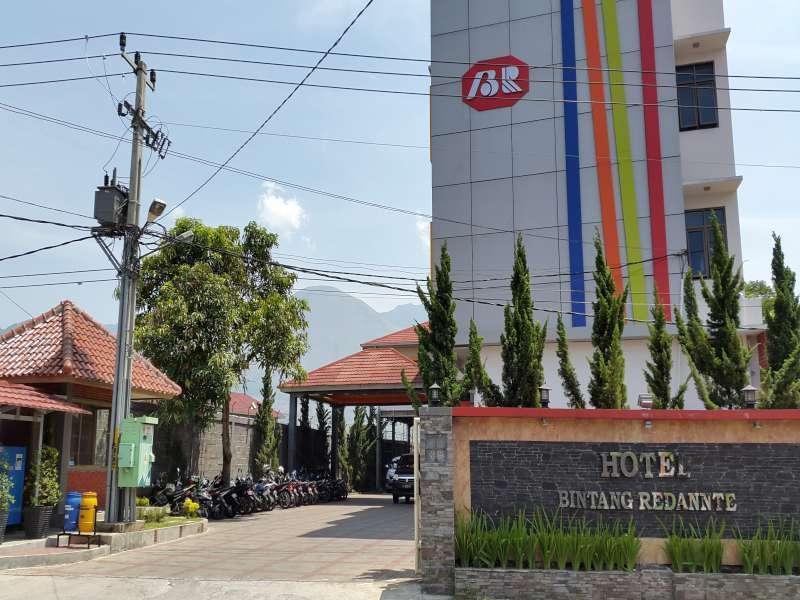 Hotell Bintang Redannte Hotel