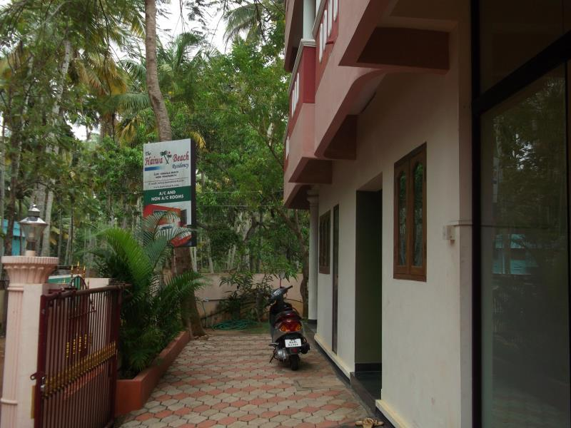 The Haiwabeach Residency - Hotell och Boende i Indien i Varkala