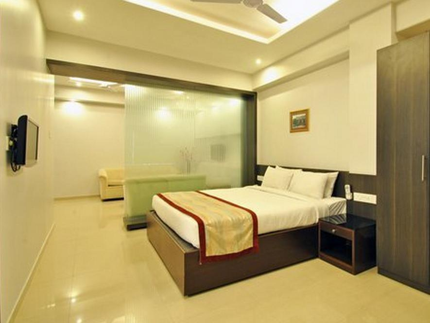 The Curzon Court Hotel - Hotell och Boende i Indien i Bengaluru / Bangalore