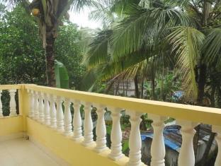 Roundcube South Goa - Balcony/Terrace