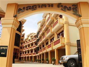 Sre Thmey Hotel Phnom Penh - Main Entrance