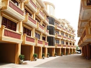 Sre Thmey Hotel Phnom Penh - Building View