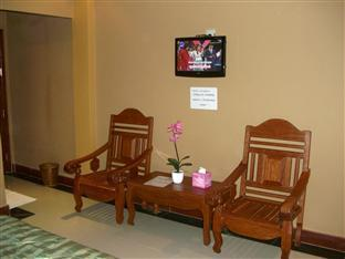 Sre Thmey Hotel Phnom Penh - Sitting Area