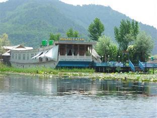 Mughal - E - Azam Houseboat Srinagar - Houseboat Exterior