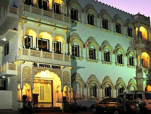 Hotel Ruby - Hotell och Boende i Indien i Jaipur