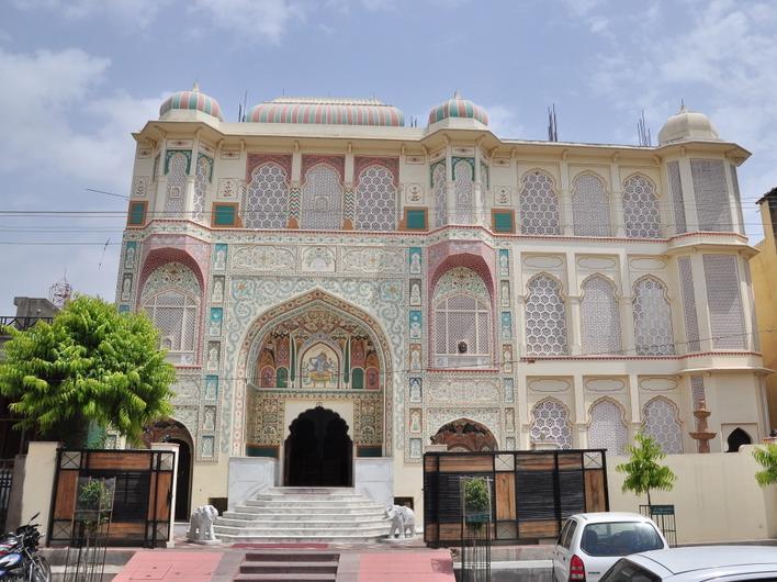 Hotel Rani Mahal - Hotell och Boende i Indien i Jaipur