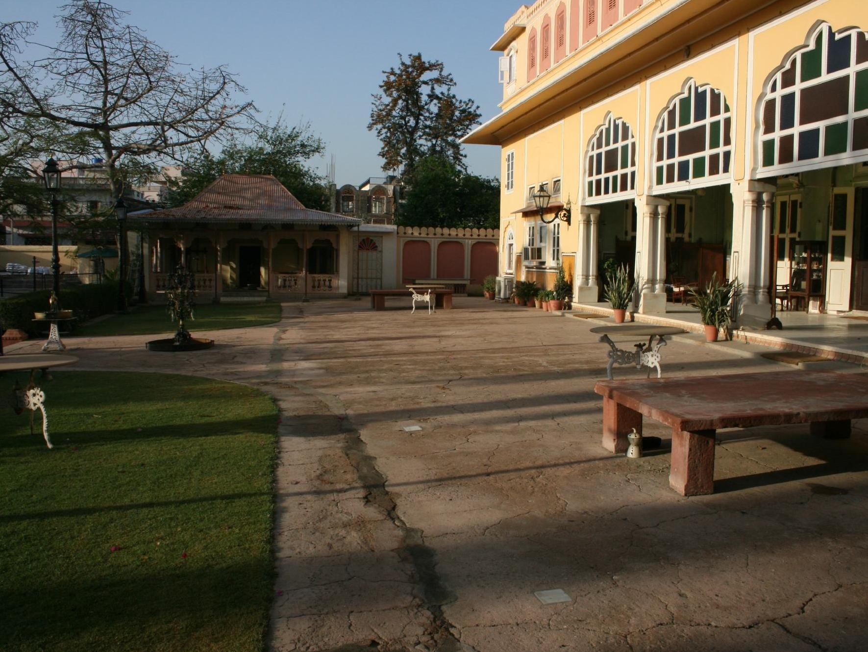 Naila Bagh Palace - Hotell och Boende i Indien i Jaipur