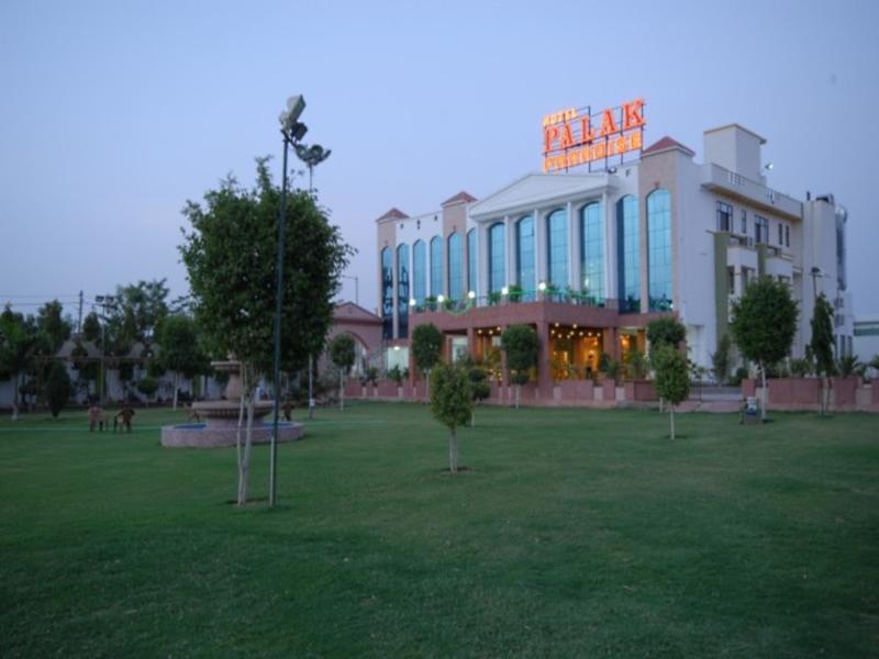 Hotel Palak Paradise - Hotell och Boende i Indien i Jaipur