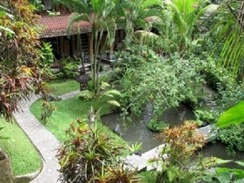 Hotell Gusti Garden Bungalows
