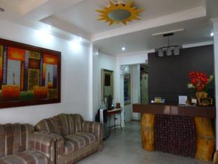 Turissimo Garden Hotel Bandaraya Puerto Princesa - Kaunter Tetamu