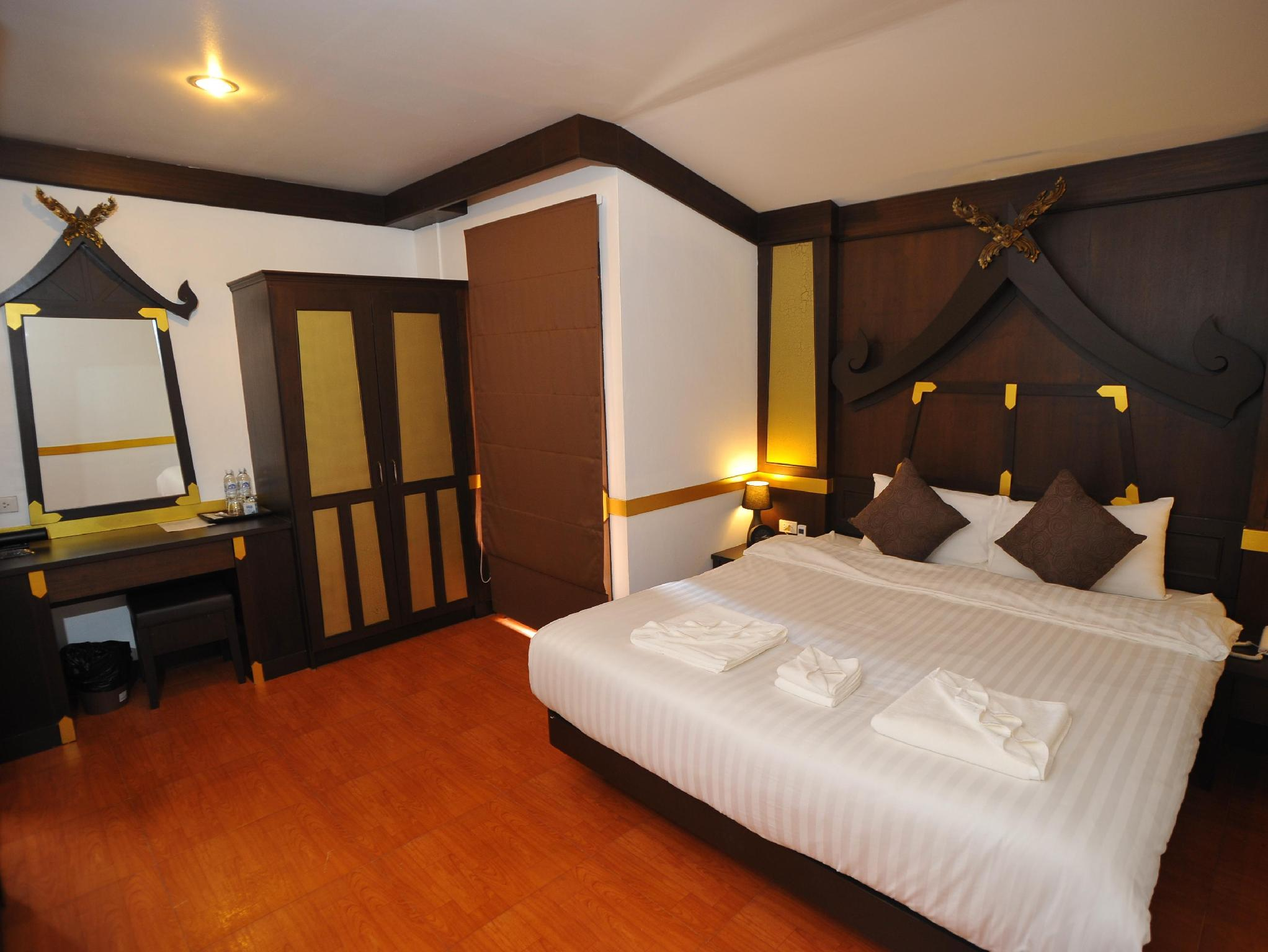 Apsara Residence - Hotels and Accommodation in Thailand, Asia
