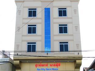 Sun City Guesthouse Phnom Penh - Building View