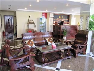 Sun City Guesthouse Phnom Penh - Lobby Area
