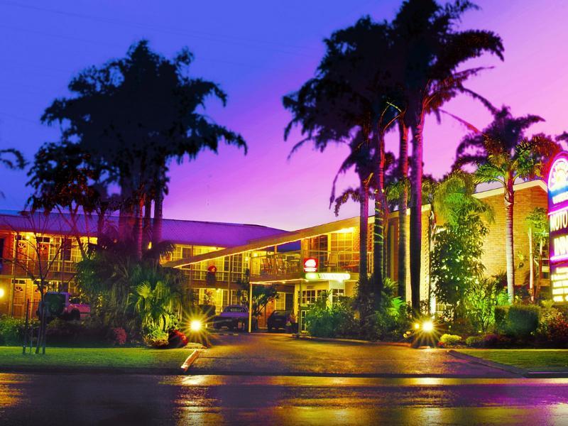 Sapphire Waters Motor Inn - Hotell och Boende i Australien , Merimbula