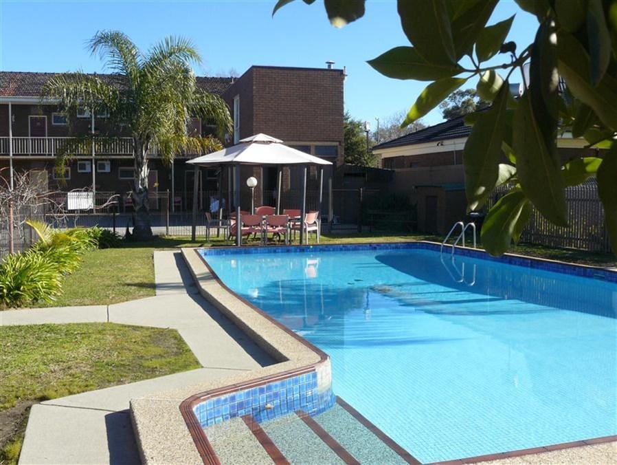 Australia Park Motel - Hotell och Boende i Australien , Albury