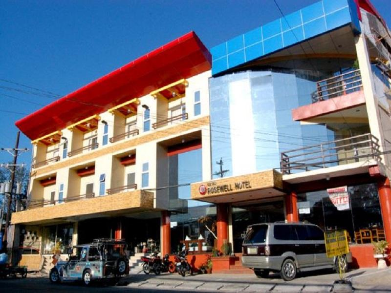 Ilocos Rosewell Hotel and Restaurant لواج
