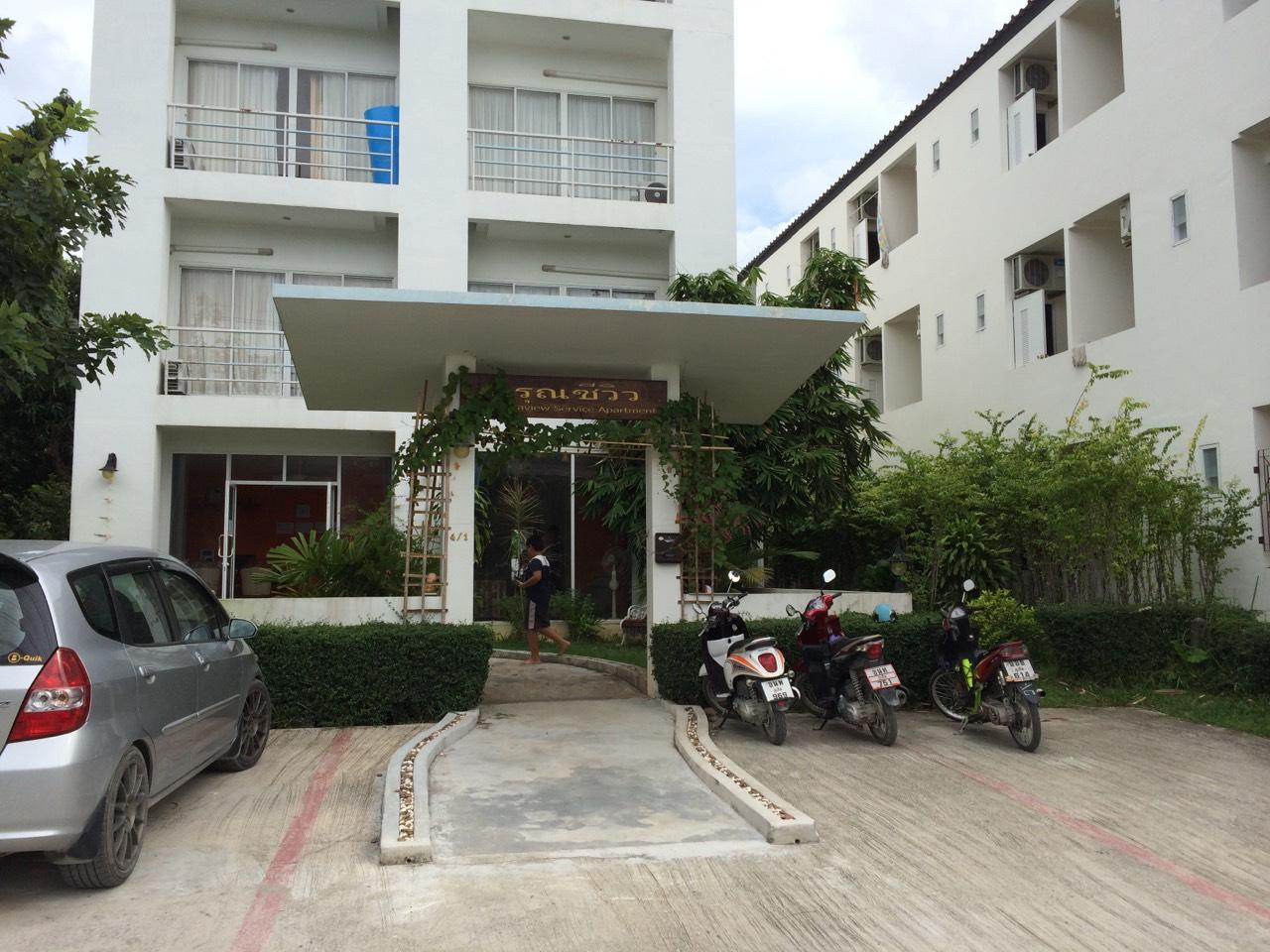 Arun Seaview Apartment Πουκέτ