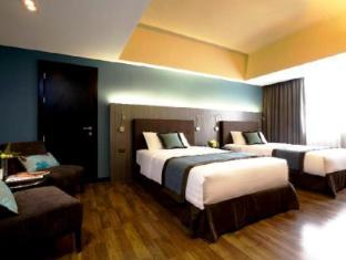 F1 Hotel Manila Μανίλα - Δωμάτιο