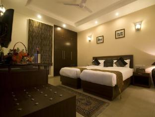 Red Maple Bed and Breakfast New Delhi and NCR - Deluxe Twin Room