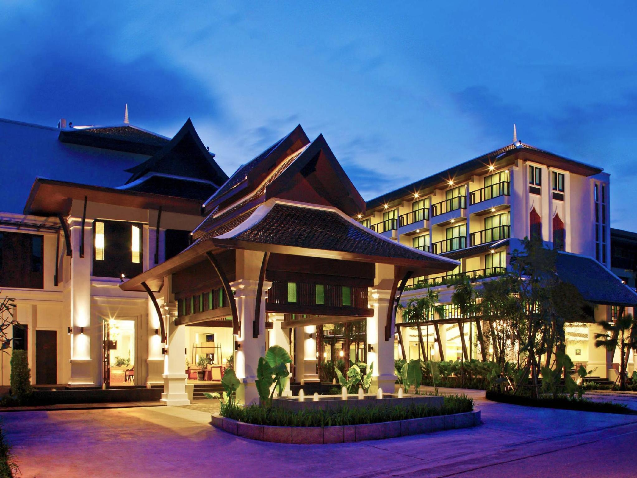Centara Anda Dhevi Resort and Spa - Hotels and Accommodation in Thailand, Asia