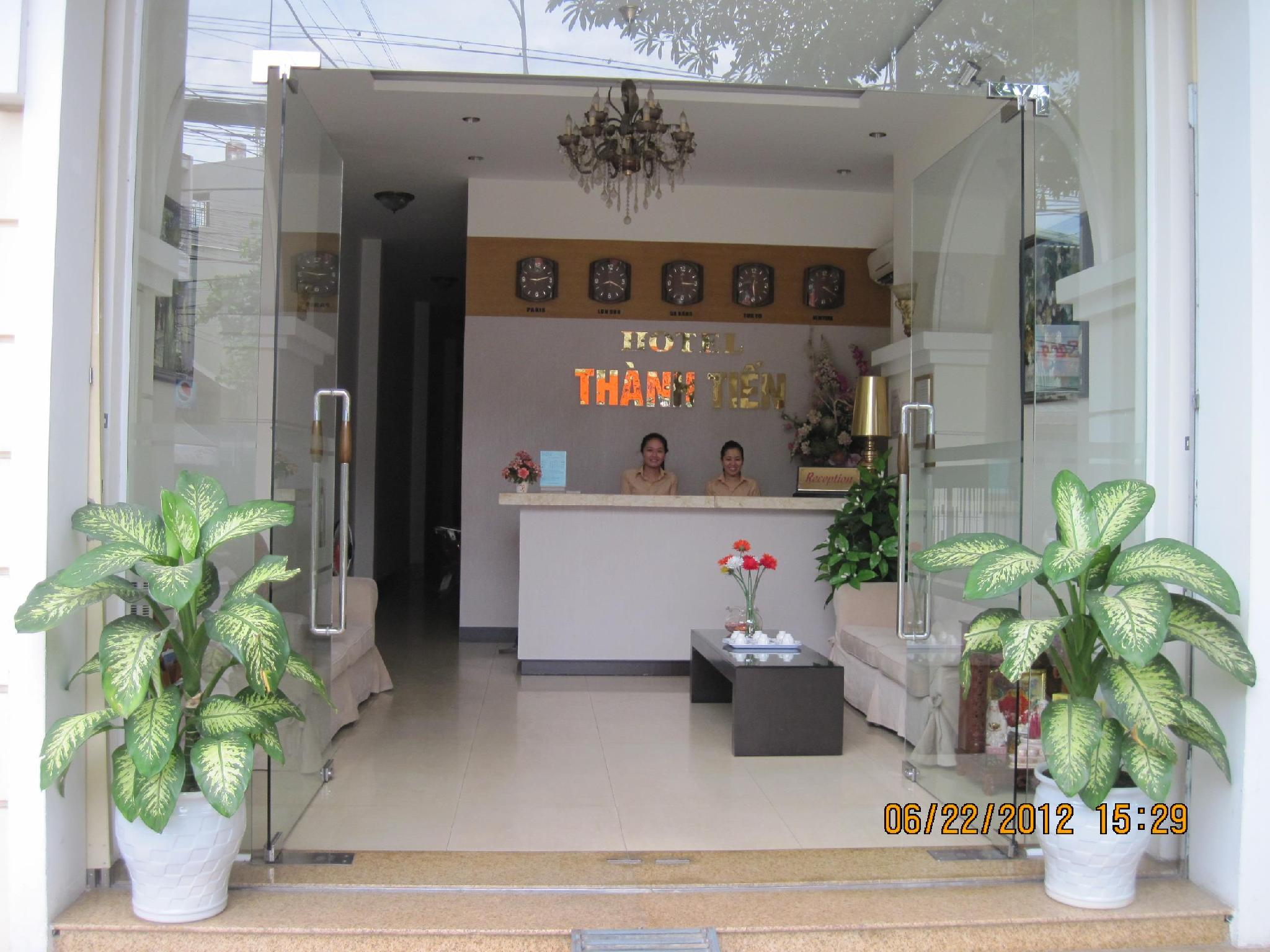 Hotell Thanh Hien Hotel Danang