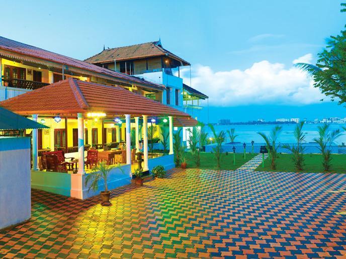 The Capital Fort Kochi - Hotell och Boende i Indien i Kochi / Cochin