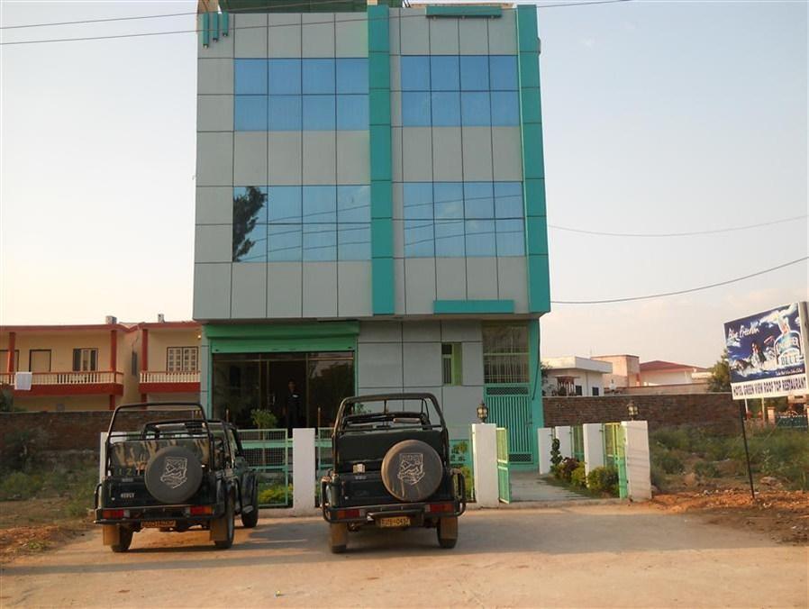 Hotel Green View Ranthambhore - Hotell och Boende i Indien i Ranthambore