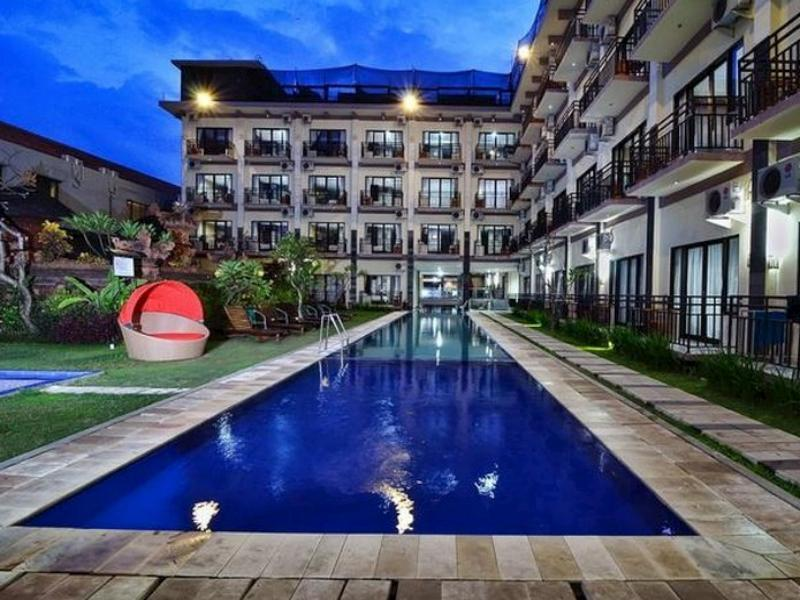 Hotell The Aroma s of Bali Hotel   Residence